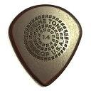 【ポイント2倍】【メール便・送料無料・代引不可】【3枚セット】Dunlop 518P Primetone ULTEX Jazz III 1.4mm ギター …