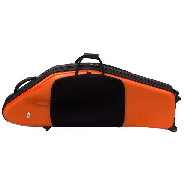 【ポイント7倍】【送料込】bags バッグス EFBS-ORA Low A/Low B♭ バリトンサックス用 ファイバーグラス製 ハードケース【smtb-TK】