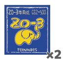 【ポイント2倍】【メール便・送料無料・代引不可】【2セット】FERNANDES フェルナンデス GSZ-500 ZO-3専用弦 エレキギ…