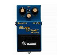 【送料込】BOSSボスBD-2W(J)BluesDriverWAZACRAFTコンパクト・エフェクターブルース・ドライバー【smtb-TK】