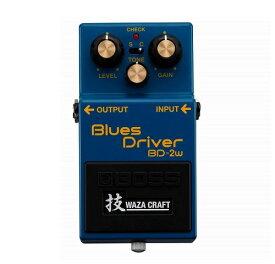 【ポイント10倍】【送料込】BOSS ボス BD-2W(J) Blues Driver WAZA CRAFT コンパクト・エフェクター ブルース・ドライバー【smtb-TK】