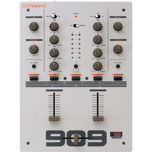 【ポイント2倍】【送料込】Roland ローランド DJ-99 909 Celebration Special Paint 2ch DJミキサー【smtb-TK】