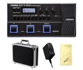 【ポイント2倍】【送料込】【愛曲クロス付】【純正ACアダプター/PSA-100S2+エフェクターケース/EC45BK付】BOSS ボス GT-1 Guitar Effects Processor マルチ・エフェクター【smtb-TK】