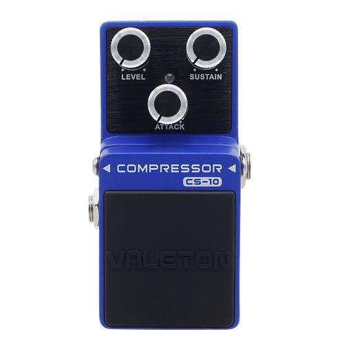 【ポイント2倍】【送料込】VALETON CS-10 Compressor アナログ コンプレッサー 【smtb-TK】