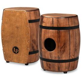 【送料込】LP M1406WB Whiskey Barrel Tumba Cajon ウイスキー樽風 カホン 【smtb-TK】