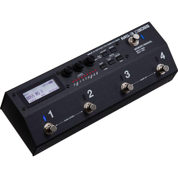 【ポイント7倍】【送料込】BOSS ボス MS-3 Multi Effects Switcher【smtb-TK】