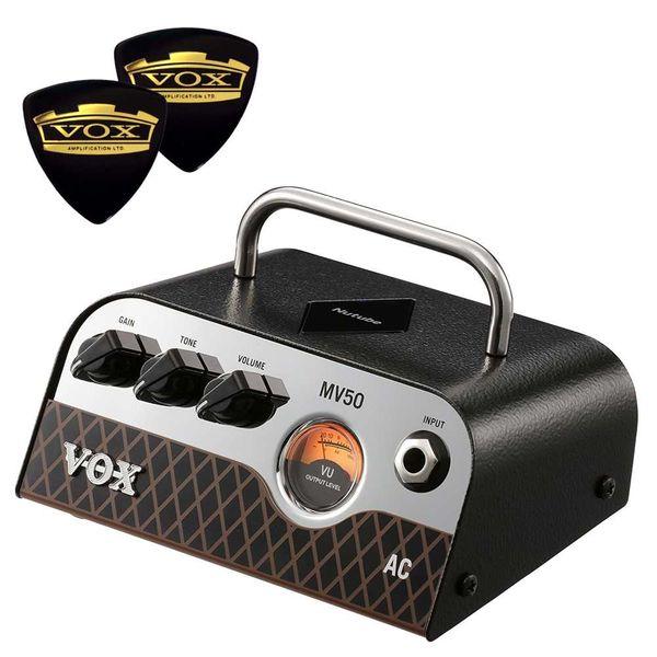 【送料込】【限定VOXピック2枚付】VOX ヴォックス MV50-AC AC-30 新真空管 Nutube 搭載 アンプ・ヘッド【smtb-TK】