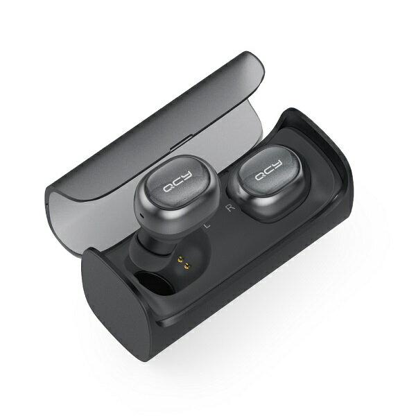 【ポイント10倍】【送料込】QCY Q29BK QCY-Q29BK 左右分離型Bluetoothイヤホン 正規輸入品 国内正規品【smtb-TK】【在庫あり】