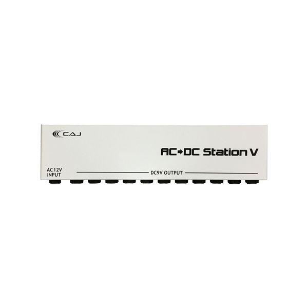 【ポイント2倍】【送料込】Custom Audio Japan CAJ AC/DC Station V パワーサプライ 【smtb-TK】