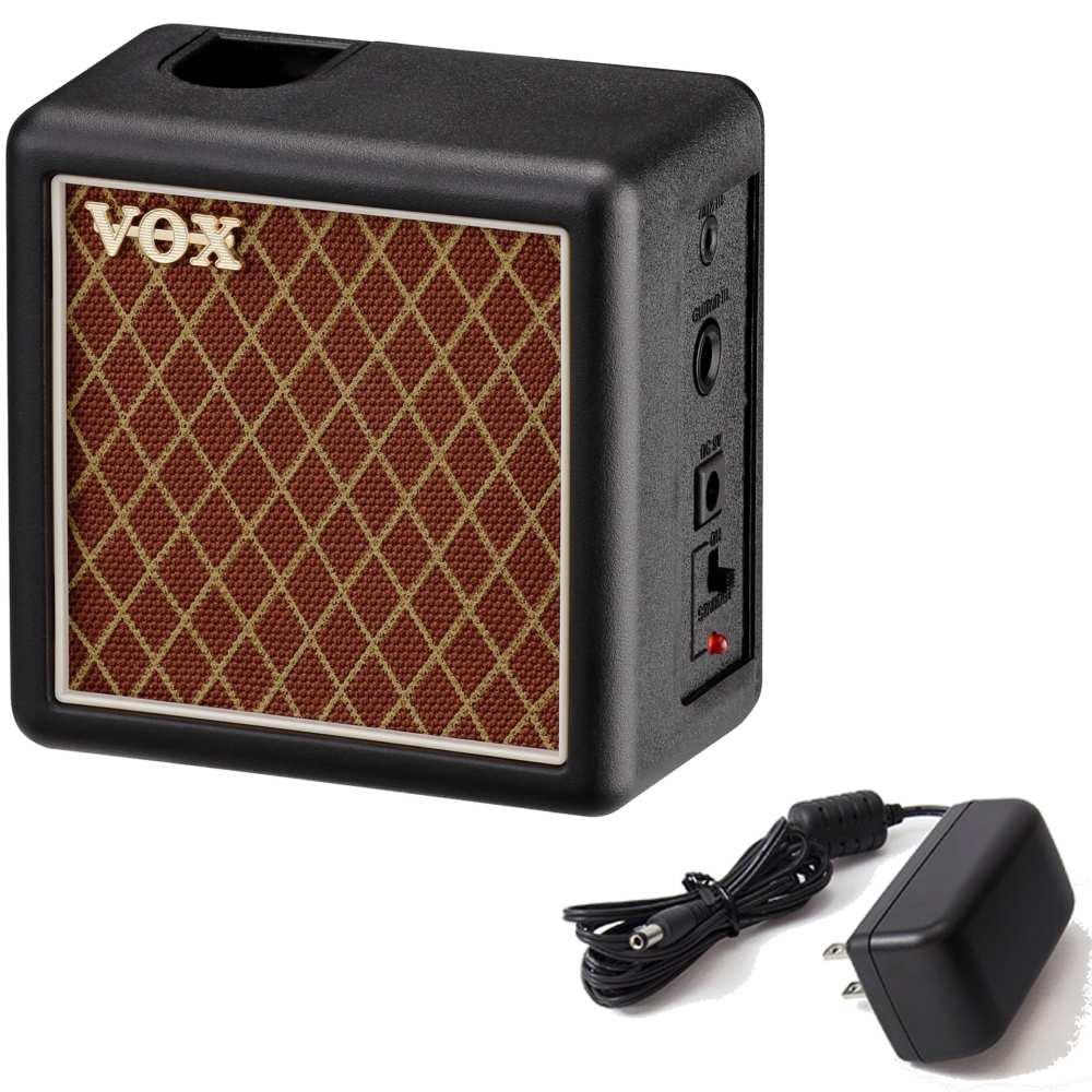 【ポイント2倍】【送料込】【アダプターKORG KA181付】VOX ヴォックス AP2-CAB amplug用 キャビネット 単体でミニアンプとして使用可能【smtb-TK】