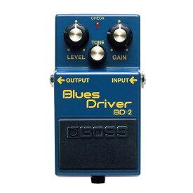 【ポイント9倍】【送料込】BOSS BD-2/Blues Driver ボス コンパクト・エフェクター ブルース・ドライバー【smtb-TK】