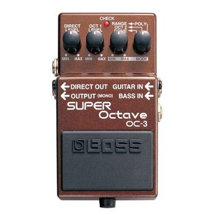 【ポイント10倍】【送料込】BOSS/ボス OC-3 SUPER Octave オクターブ・エフェクト【smtb-TK】