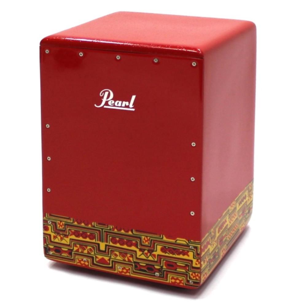 【ポイント2倍】【送料込】【限定モデル】Pearl パール PFB-300 SR Sparkling Red Fun Box 子供用 ミニカホン【smtb-TK】