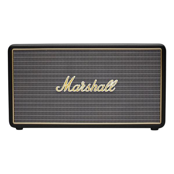 【ポイント2倍】【送料込】【国内正規品】Marshall マーシャル ZMS-04091390 Stockwell Black Bluetooth ポータブル スピーカー 【smtb-TK】
