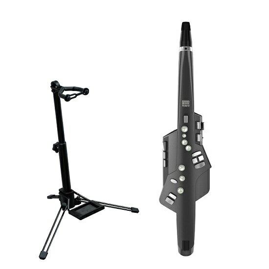【ポイント7倍】【送料込】【スタンド/WSS-100付】Roland ローランド Aerophone AE-10G GRAPHITE BLACK Digital Wind Instrument【smtb-TK】