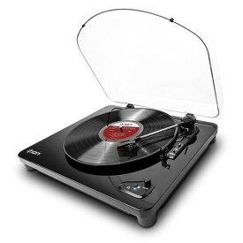 【ポイント2倍】【送料込】ION AUDIO Air LP ピアノブラック Bluetooth対応 レコードプレーヤー 【smtb-TK】