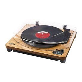 【ポイント5倍】【送料込】ION AUDIO Air LP WD 天然木 Bluetooth対応 レコードプレーヤー 【smtb-TK】