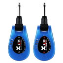 【ポイント10倍】【送料込】【限定モデル】Xvive エックスバイブ XV-U2/Blue 2.4GHz デジタルワイヤレス・システム 【…