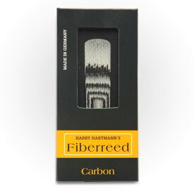 【ポイント2倍】【メール便・送料無料・代引不可】Harry Hartmann's Fiberreed FIB-CARB-T-M CARBON カーボン テナーサックス用 リード サイズ[M]【smtb-TK】