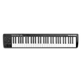 【ポイント10倍】【送料込】M-Audio エムオーディオ Keystation 61 MK3 USB/MIDI キーボード コントローラー 【smtb-TK】