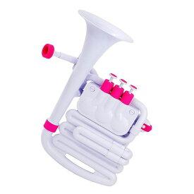 【送料込】NUVO ヌーボ N610JHWPK jHorn ホワイト/ピンク プラスチック製 管楽器 【smtb-TK】