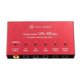 【ポイント5倍】【送料込】VITAL AUDIO バイタルオーディオ POWER CARRIER VA-05 ADJ オールアイソレート・パワーサプライ 【smtb-TK】