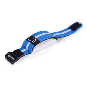 【メール便・送料無料・代引不可】GRUV GEAR グルーブギア FW1-BLW-SM/Blue+White Fret Wraps[1個] 4弦ベース・6弦エレキ/アコギ・ウクレレ用 ミューター【smtb-TK】
