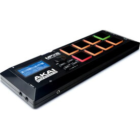 【ポイント5倍】【送料込】AKAI Professional MPX8 / モバイル SD サンプラー 【smtb-TK】