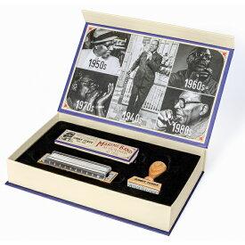 【送料込】HOHNER ホーナー Sonny Terry Heritage Edition 10ホールハーモニカ ブルースハープ 【smtb-TK】