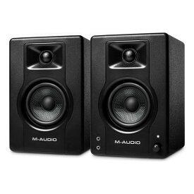 【ポイント3倍】【送料込】M-Audio BX3 モニタースピーカー 3.5インチ 120W デスクトップ/モニタリング パワード・スピーカー【smtb-TK】