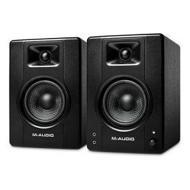 【ポイント3倍】【送料込】M-Audio BX4 モニタースピーカー 4.5インチ 120W デスクトップ/モニタリング パワード・スピーカー 【smtb-TK】