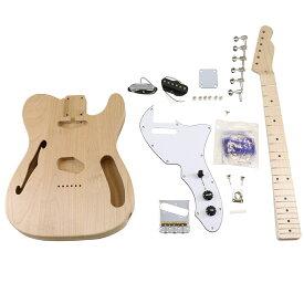 【送料込】HOSCO ホスコ ER-KIT-TT エレキギター/TLタイプ 組み立てキット ★難易度:中高 【smtb-TK】