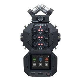 【ポイント5倍】【送料込】ZOOM ズーム H8 アプリベースの多目的ハンディレコーダー【smtb-TK】