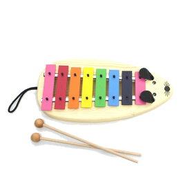 【送料込】SONOR ソナー SN-MGC マウス・グロッケン 8音[C-C] バチ2本付 鉄琴 オルフ楽器【smtb-TK】