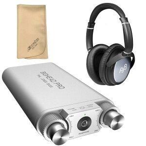 【送料込】【愛曲クロス付】PHIL JONES BASS BIGHEAD PRO Ver.2 + H850 Headphones ベースプレイヤー用 モバイル・ヘッドホンアンプ + ヘッドホン PJB【smtb-TK】