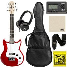 【送料込】VOX ELECTRIC GUITAR SET RD / SDC-1 MINI + VGH-AC30 + 小物セット ミニギター 初心者セット 【smtb-TK】
