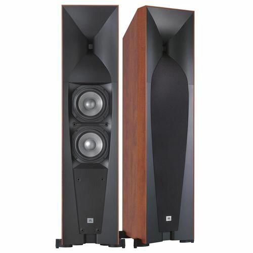 【ポイント2倍】【送料込】JBL STUDIO 580CH/ペア 2×16.5cm 2way Floorstanding Speaker【smtb-TK】