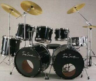 TonySmith TDR700/블랙 토니 스미스 드럼 세트/2버스 사양
