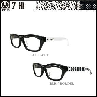 RECS莱克斯7-HI七高眼镜眼罩太阳眼镜SUNGLASS眼镜