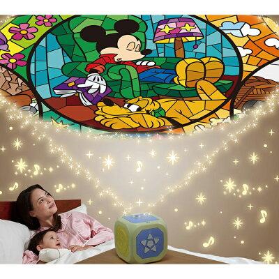 【6月下旬発売】天井いっぱい!おやすみホームシアターぐっすりメロディー♪ディズニーキャラクター/タカラトミー寝かしつけ時間短縮出産祝いラッピング【ラッキーシール対応】