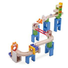 ダッドウェイ ワンダーワールドTrix Trackキャット&マウス TYWW7017 / Dadway wonderworld おもちゃ 木製玩具 ブロック