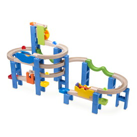 ダッドウェイ ワンダーワールドTrix Trackスパイラルコースター TYWW7014 / Dadway wonderworld おもちゃ 木製玩具 ブロック【ラッキーシール対応】