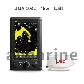 3/3在庫あり JMA-1032 レーダー ( HR-7と同じ) 24マイル 1.5ft 新品 JRC 日本無線 船舶用 JMA1032 マリン ボート