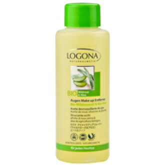 Logon at wild rose & Aloe eye makeup remover