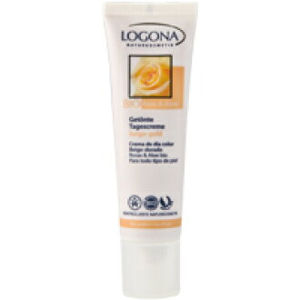 Logon color day cream rose & Aloe (Bajo gold Golden Bronze)