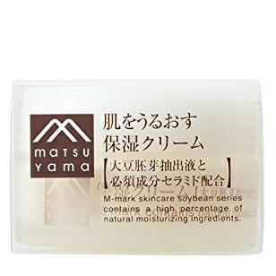 松山油脂 肌をうるおす保湿クリーム 50g(M-mark)