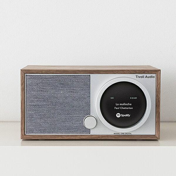 【クーポン利用で10%OFF】チボリ オーディオ モデルワン【tivoli audio Model One Digital】 MOD-1747-JP [wi-fi ワイファイ Bluetooth ブルートゥース搭載 ]