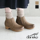 ダンスコ DANSKO バーバラ BARBARA ブーツ ショート ブーティ コンフォートシューズ 本革 レディース 2020AW 【正規品】