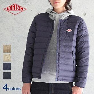 DANTON Danton inner down jacket #JD-8748 [lady's jacket light down inner down light weight 2017AW]