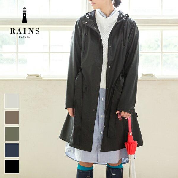 RAINS レインズ カーブジャケット Curve Jacket レインコート